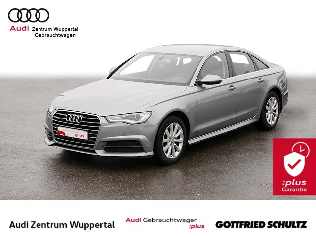 Audi A6 Limo 3.0TDI AHK R-KAM XEN STDHZG NAV SHZ PDC GR, Jahr 2017, Diesel