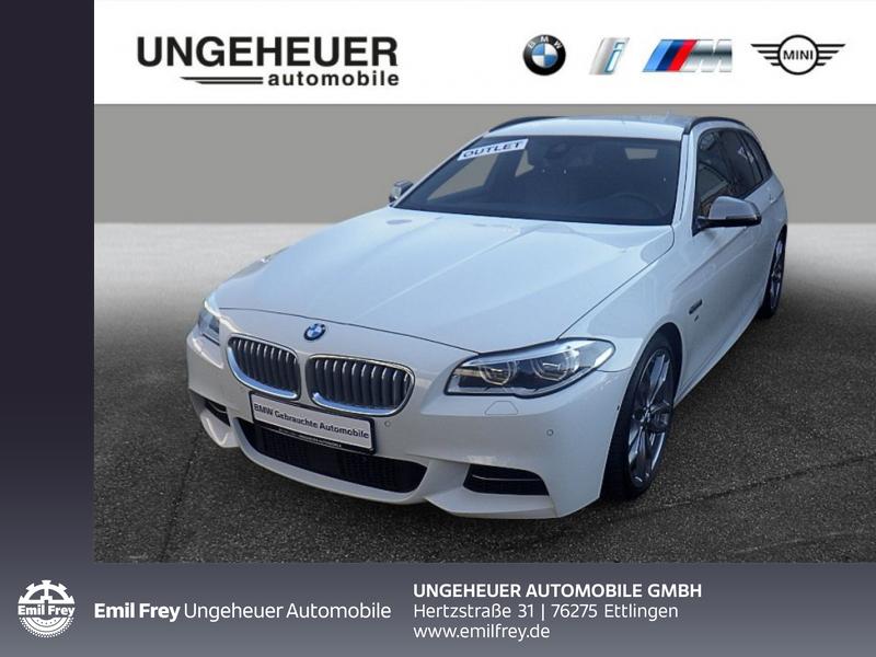 BMW M550d xDrive Touring M Sportpaket Head-Up LED, Jahr 2016, Diesel