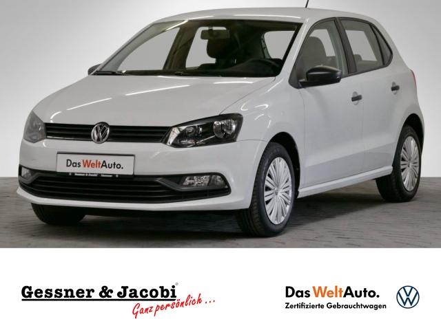Volkswagen Polo 1.0 BMT EU6 Trendline Servotronic Isofix, Jahr 2017, Benzin