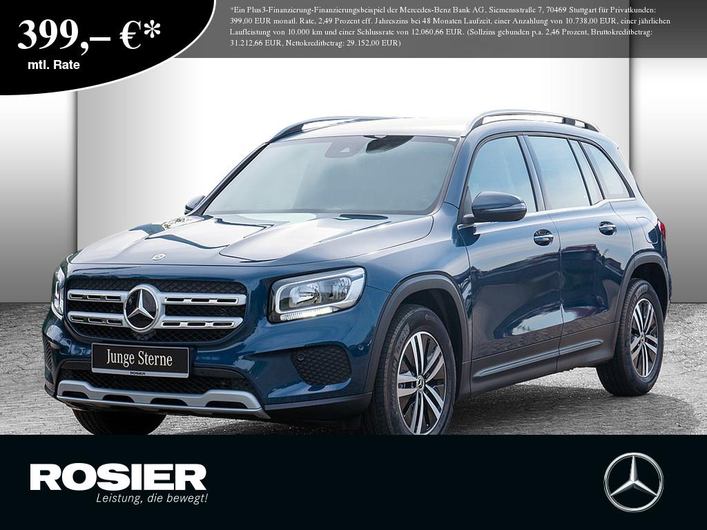 Mercedes-Benz GLB 200 d Style, Jahr 2021, Diesel