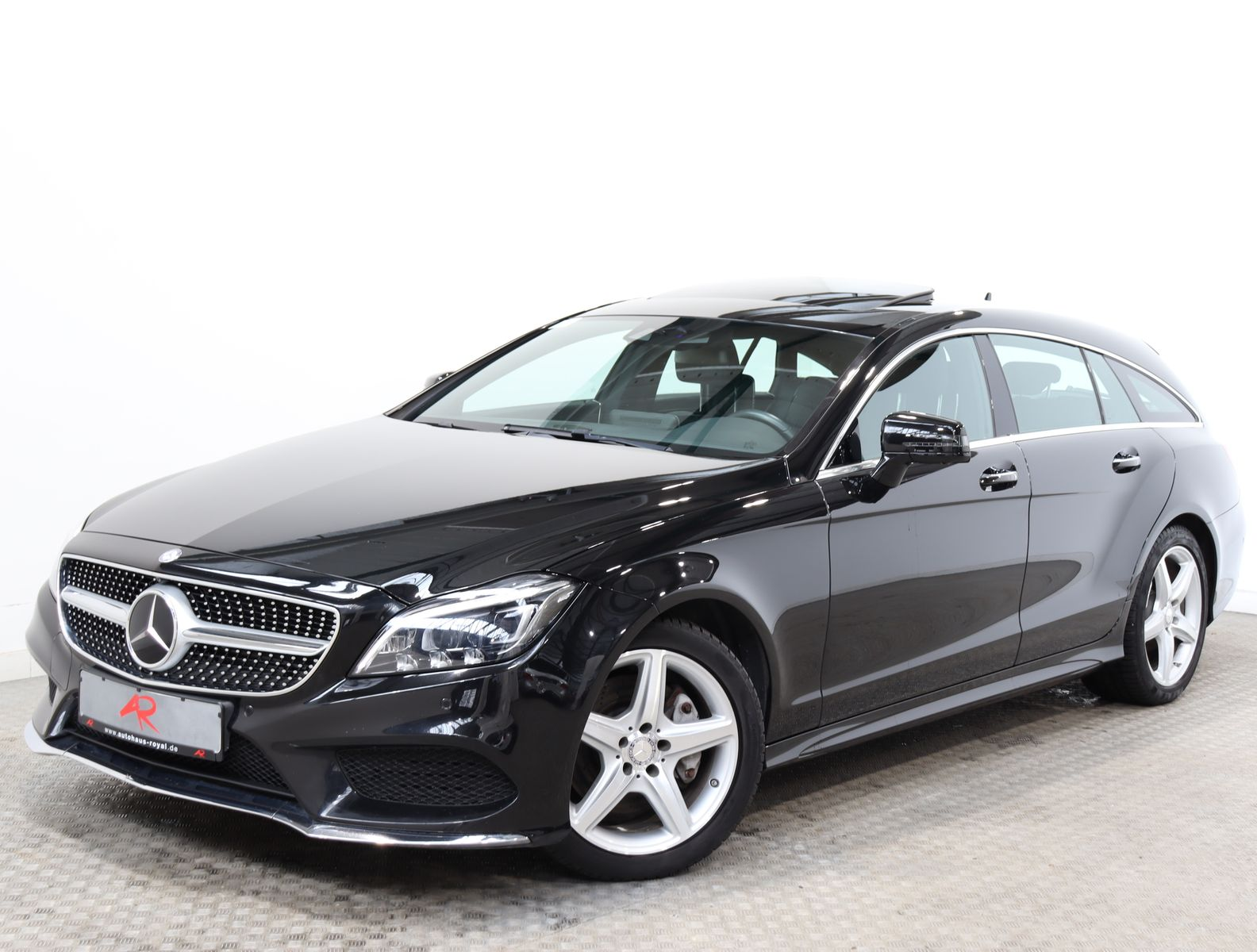 Mercedes-Benz CLS 350 Shooting Brake BT 4M AMG FOND-TV,KEYLESS, Jahr 2015, Diesel