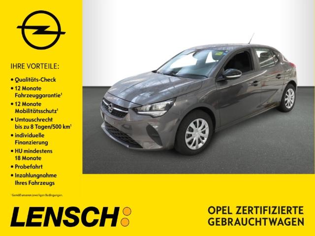 Opel Corsa F Edition 1.2 PARKPILOT+BT+USB+ISOFIX, Jahr 2020, Benzin