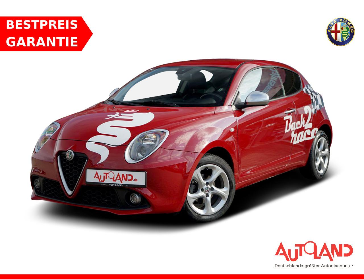 Alfa Romeo MiTo, Jahr 2017, Benzin