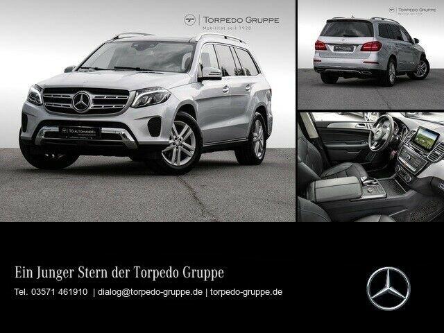 Mercedes-Benz GLS 350 d 4M NAVI+COMAND+LED+PANO+AHK+DISTR+KEYL, Jahr 2016, Diesel