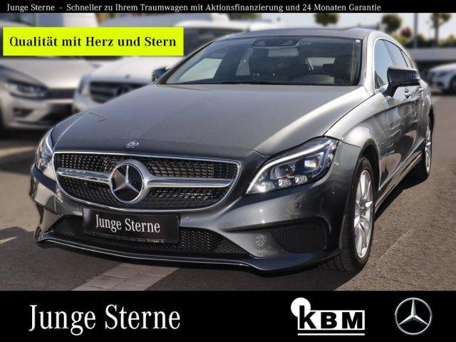 Mercedes-Benz CLS 350 d 4M SB °NAV°DISTRONIC°TWA°SHD°LED-MB°, Jahr 2015, Diesel