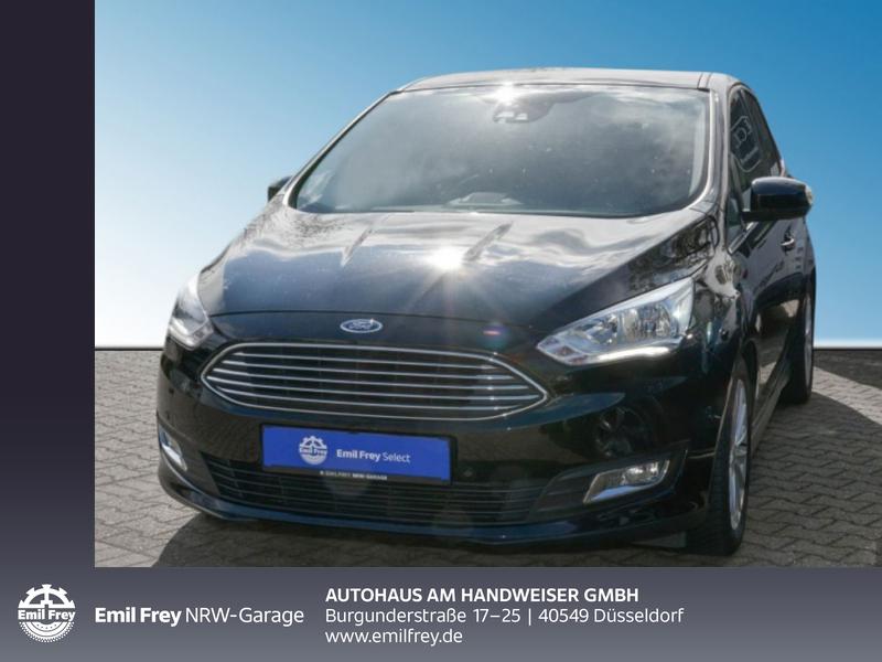 Ford C-MAX Titanium 1.5 EcoBoost, Jahr 2018, Benzin