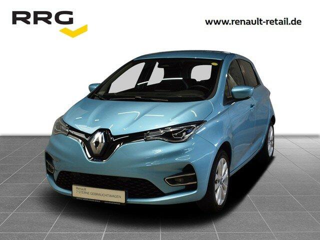 Renault ZOE R135 Z.E 50 EXPERIENCE AUTOMATIK zzgl. Batte, Jahr 2020, Elektro