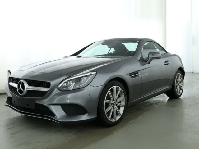 Mercedes-Benz SLC 300+9G-TRONIC+Navi+LED+Memory+Totwinkel.+, Jahr 2018, Benzin