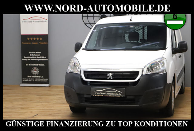 Peugeot Partner L1 1.6 BLUEHDI*Komfort Plus*Klima*Radio, Jahr 2015, Diesel