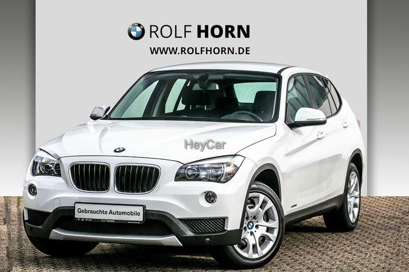 BMW X1 sDrive18i Klima AHK PDC Sitzhzg. Freisprech., Jahr 2013, Benzin