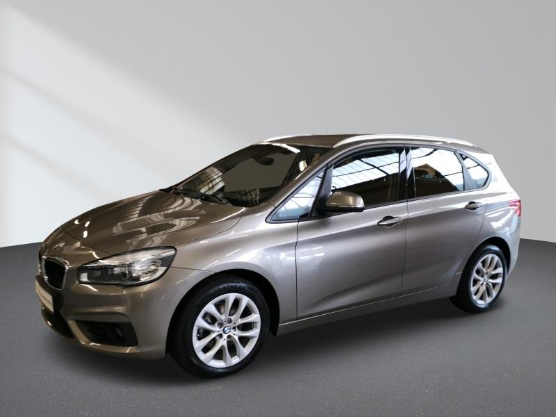BMW 216d Active Tourer Advantage Navi LED PDC NSW, Jahr 2015, Diesel