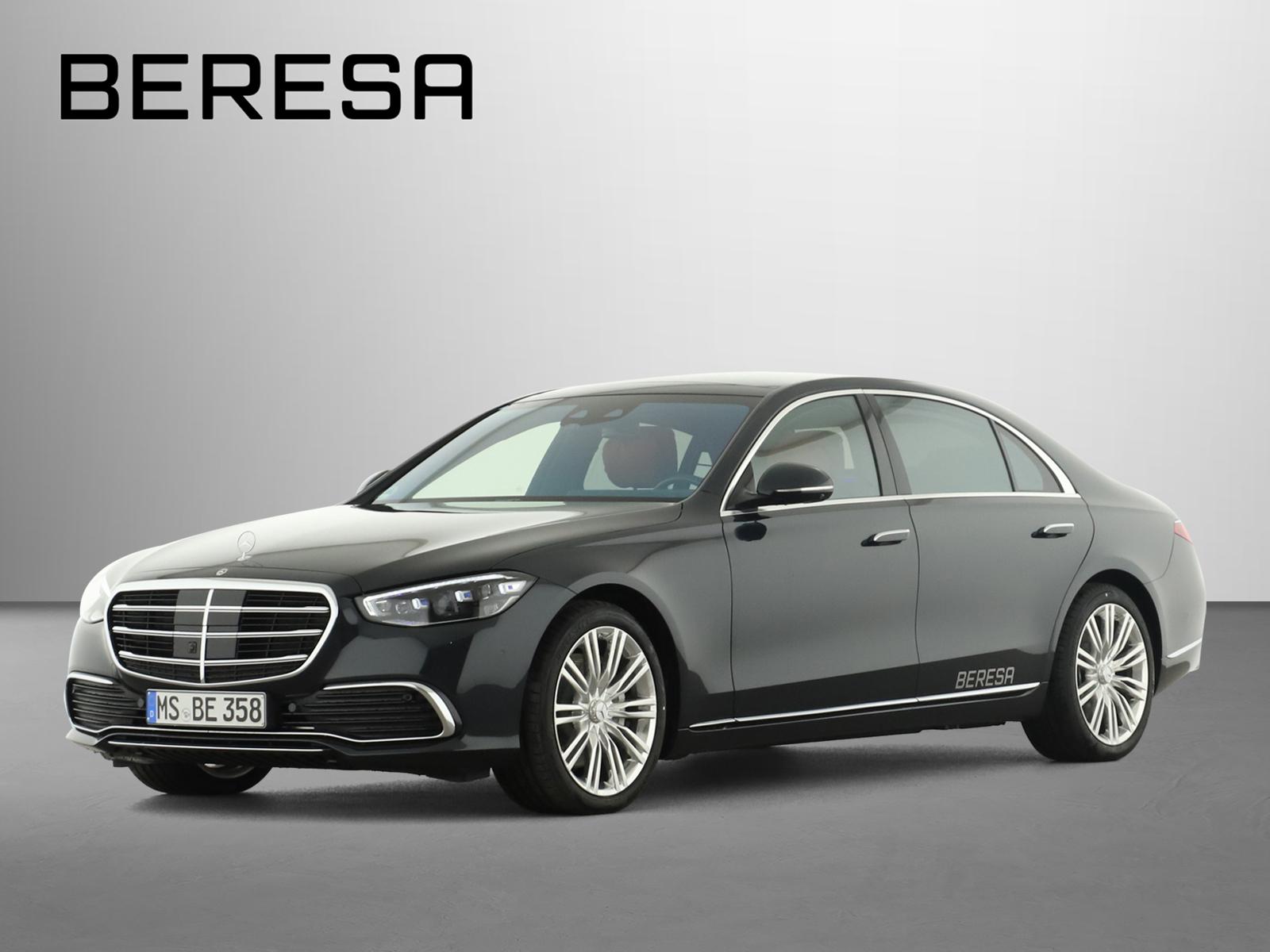Mercedes-Benz S 500 4M L Sitzklima Burmester Fahrassist., Jahr 2021, Benzin