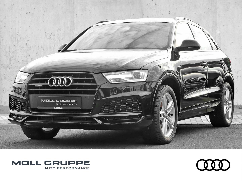 Audi Q3 2.0 TFSI quattro S-tronic S Line Kamera Navi, Jahr 2018, Benzin