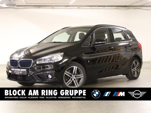 BMW 225xe iPerformance Navi Parkassistent Geschwindi, Jahr 2017, Hybrid