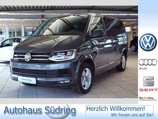 Volkswagen Multivan Comfortline 2.0 TD BMT 4-Motion Navi, Jahr 2016, Diesel