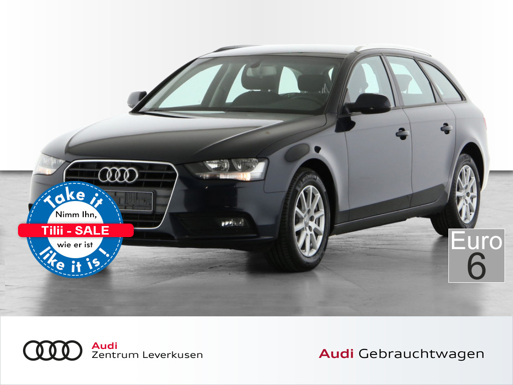 Audi A4, Jahr 2015, Diesel