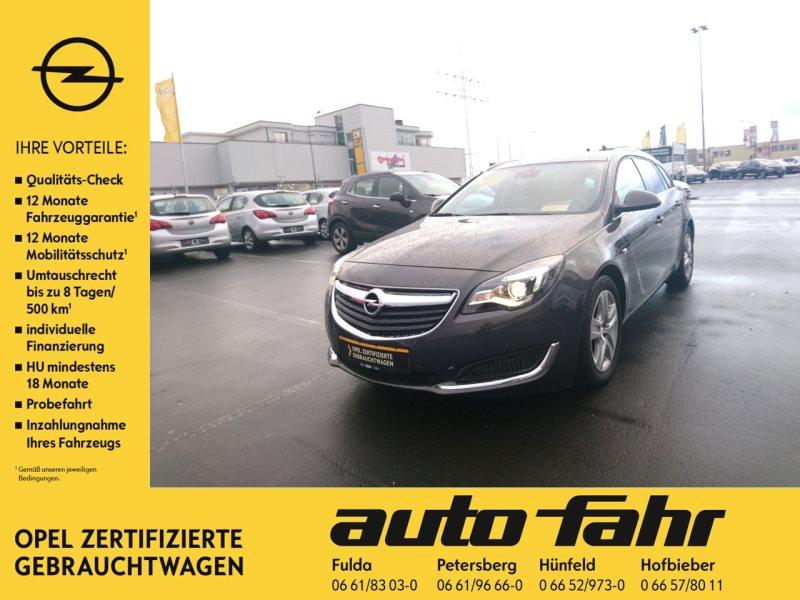 Opel Insignia A Sports Tourer Business Edition NAVI, Jahr 2015, diesel