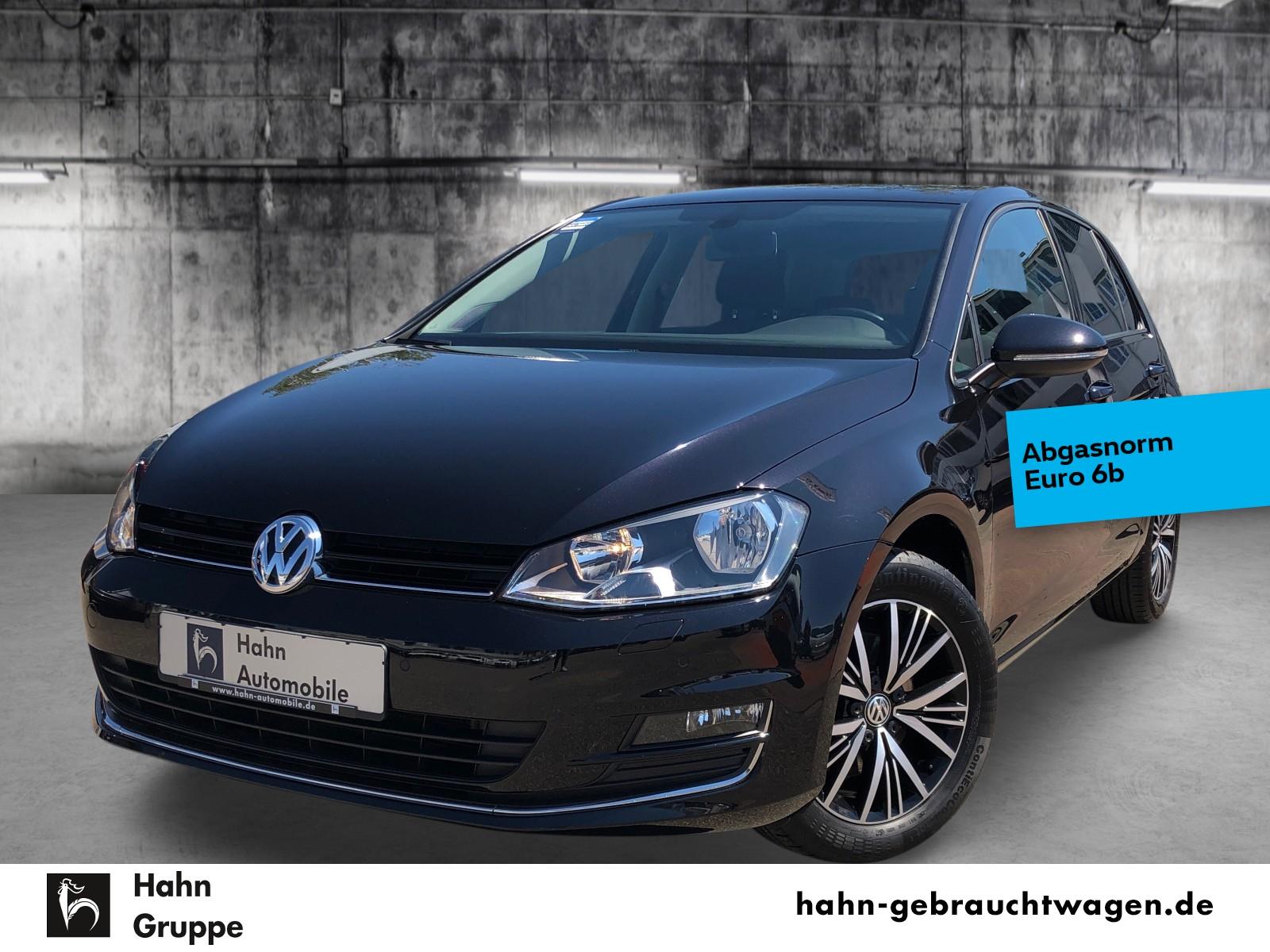 Volkswagen Golf VII Allstar 1.4TSI Navi Sitzh Einpark Tempo, Jahr 2017, Benzin