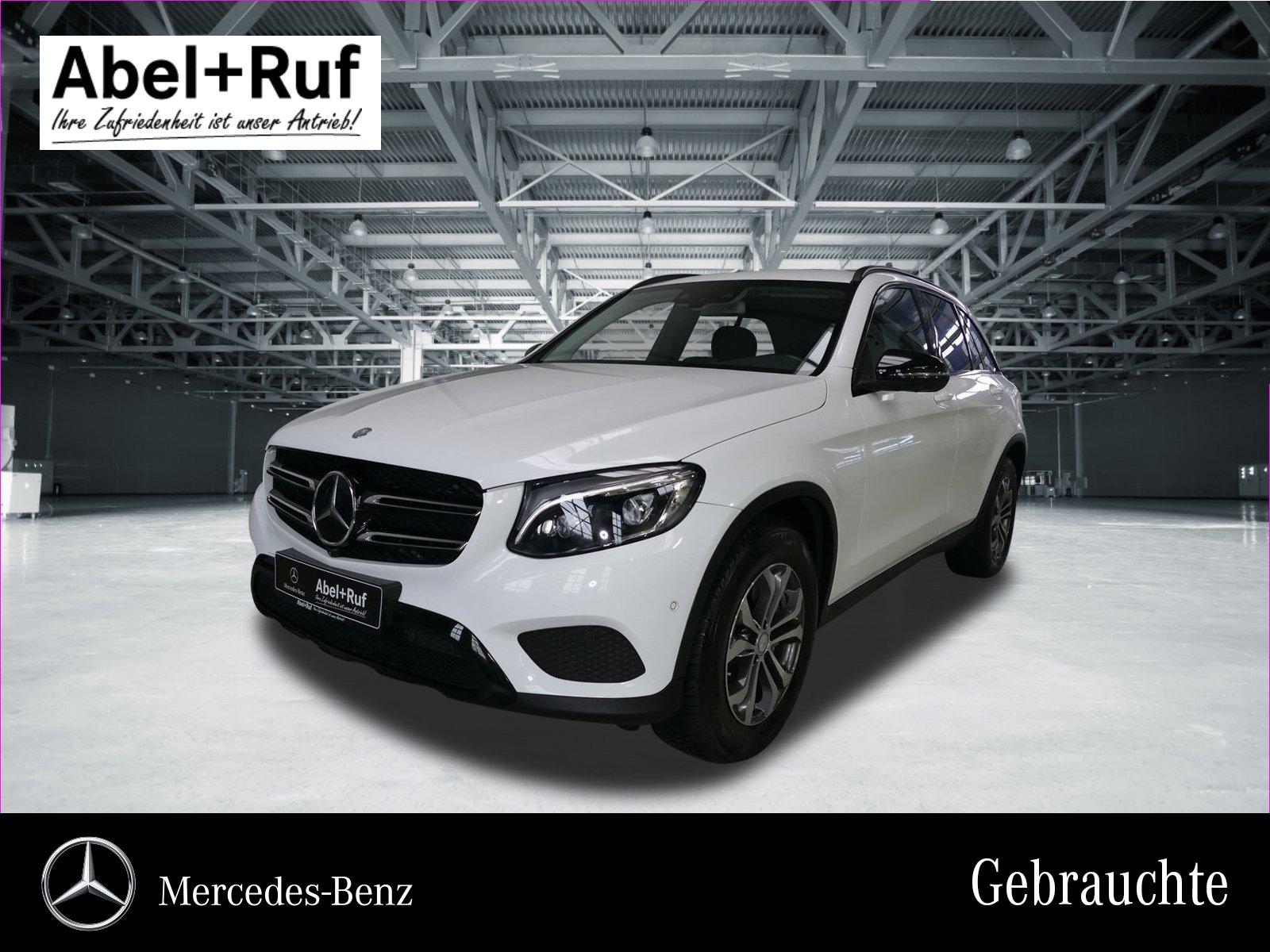Mercedes-Benz GLC 220 4M Distronic+360°-Kamera+Navi+Night-Pk, Jahr 2015, Diesel