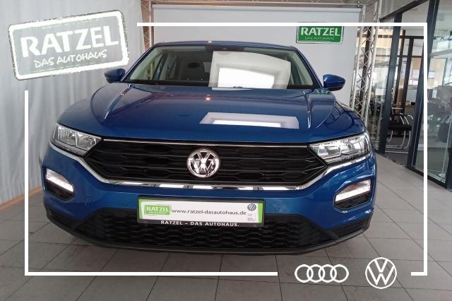 Volkswagen T-Roc 1.0 TSI Bluetooth Klima Einparkhilfe, Jahr 2018, Benzin