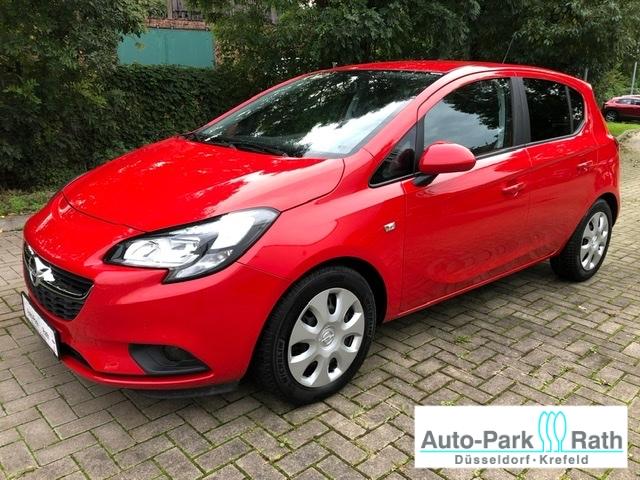 Opel Corsa 1.4 Edition *USB*Parkpilot*Tempomat*Sitzheizung*, Jahr 2017, Benzin