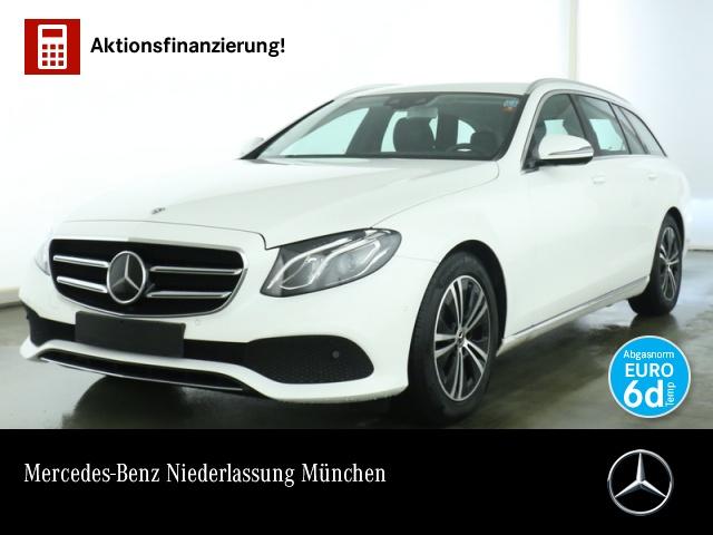 Mercedes-Benz E 200 d T Avantgarde Distr. COMAND LED Kamera PTS, Jahr 2019, Diesel