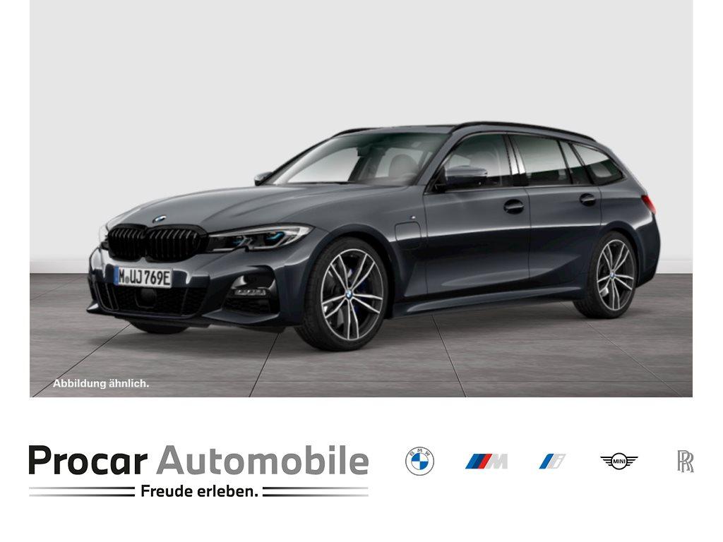 BMW 330e A M Sport HuD DAB H/K Pano DrivAssProf ParkAssProf BAFA MÖGLICH, Jahr 2021, Hybrid