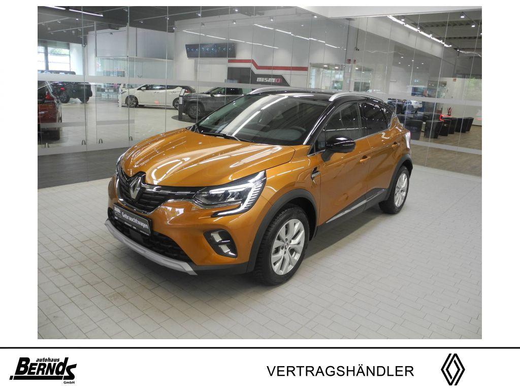 Renault Captur TCe100 INTENS LED KLIMAAUTOM. 360Gr. Pkt., Jahr 2020, Benzin