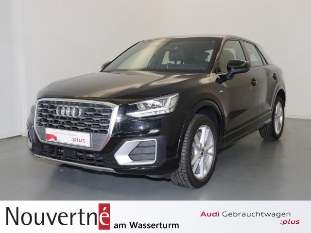 Audi Q2 1.4 TFSI CoD S-Line LED Navi, Jahr 2018, Benzin