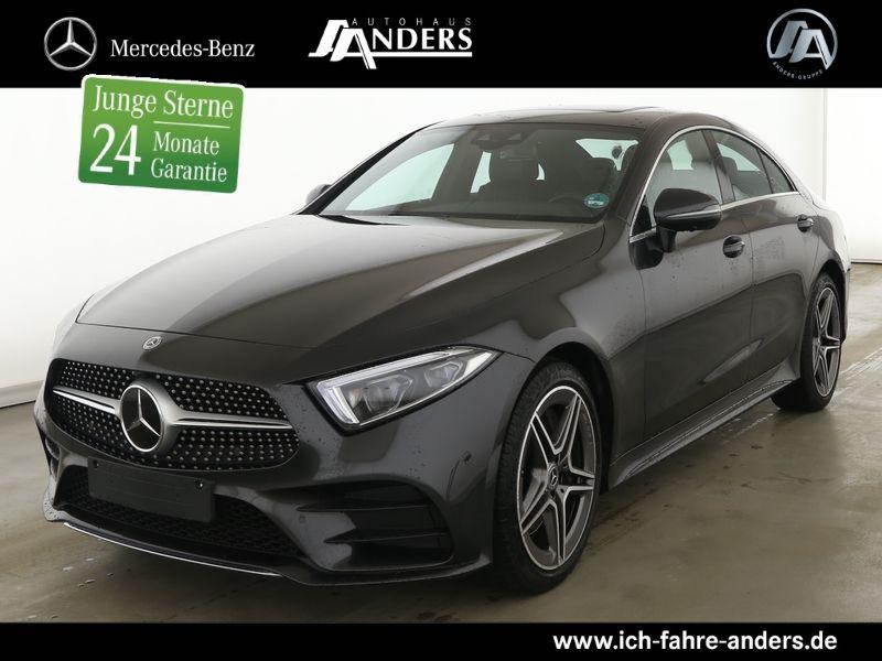 Mercedes-Benz CLS 450 4M AMG Coupé MULTIBEAM+Comand+Widescreen, Jahr 2019, Benzin