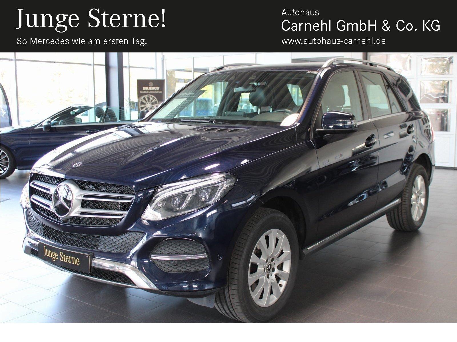 Mercedes-Benz GLE 400 4M AMG+Distronic+Memory+360°Cam+Comand, Jahr 2018, Benzin