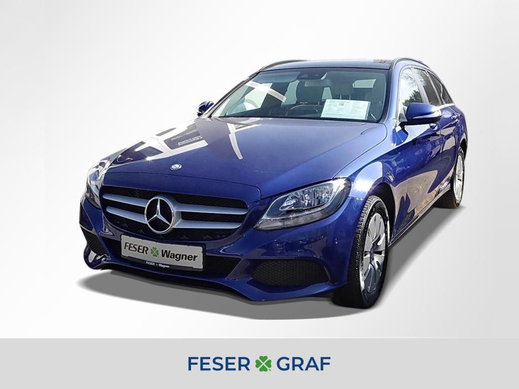Mercedes-Benz C 220 CDI BlueTEC +PANO-DACH+NAVI+RFK+AHK, Jahr 2015, Diesel