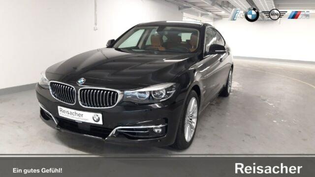 BMW 330 Gran Turismo i A xDrive Navi,AHK,DAB-Tuner,L, Jahr 2017, Benzin