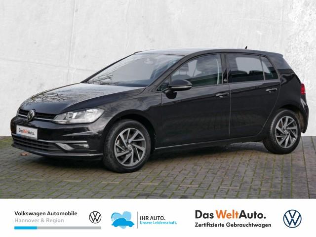 Volkswagen Golf VII 2.0 TDI DPF Sound Navi Sitzhzg PDC Klima, Jahr 2017, Diesel