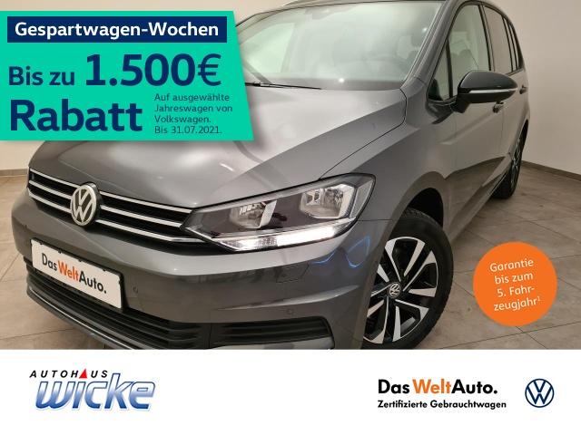 Volkswagen Touran 1.5 TSI DSG IQ.DRIVE 7.Sitzer ACC Navi, Jahr 2020, Benzin
