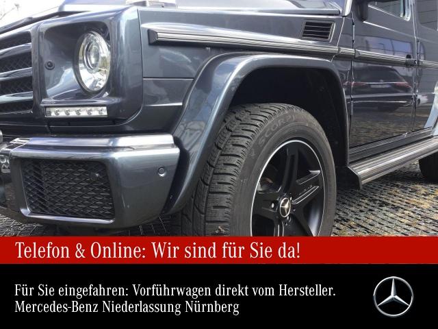 Mercedes-Benz G 350 d Exkl-Paket Stdhzg Sportpak Harman Distr., Jahr 2018, Diesel