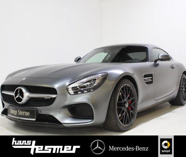 Mercedes-Benz AMG GT S Burmester High End, Memory, Perf.AbGas, Jahr 2014, Benzin