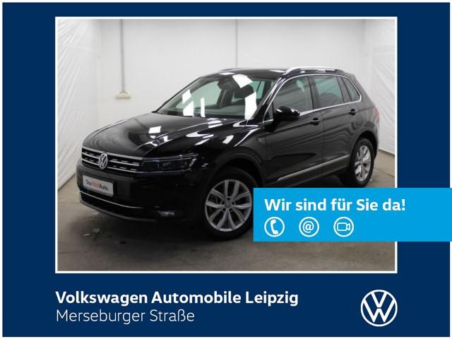 Volkswagen Tiguan 2.0 TDI Highline 4Motion *ACC*LED*AHK*, Jahr 2017, Diesel