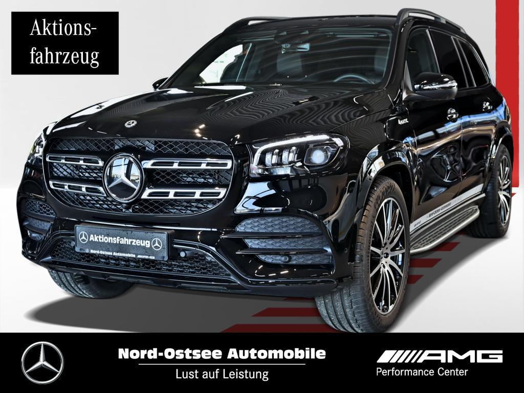 Mercedes-Benz GLS 400 d 4MATIC AMG*EXKLUSIVE*NIGHT*21''*STANDH, Jahr 2019, diesel