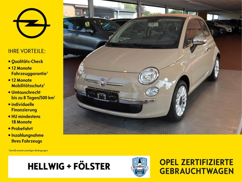 Fiat 500C 500 C Cabrio 1.2 8V Pop Star, Jahr 2014, Benzin