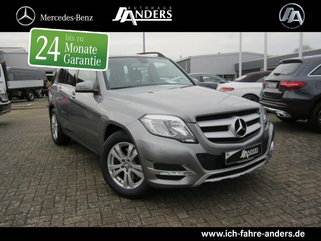 Mercedes-Benz GLK 200 CDI BE AHK+PDC+Sitzheiz.+Klima+Bluetooth, Jahr 2013, Diesel