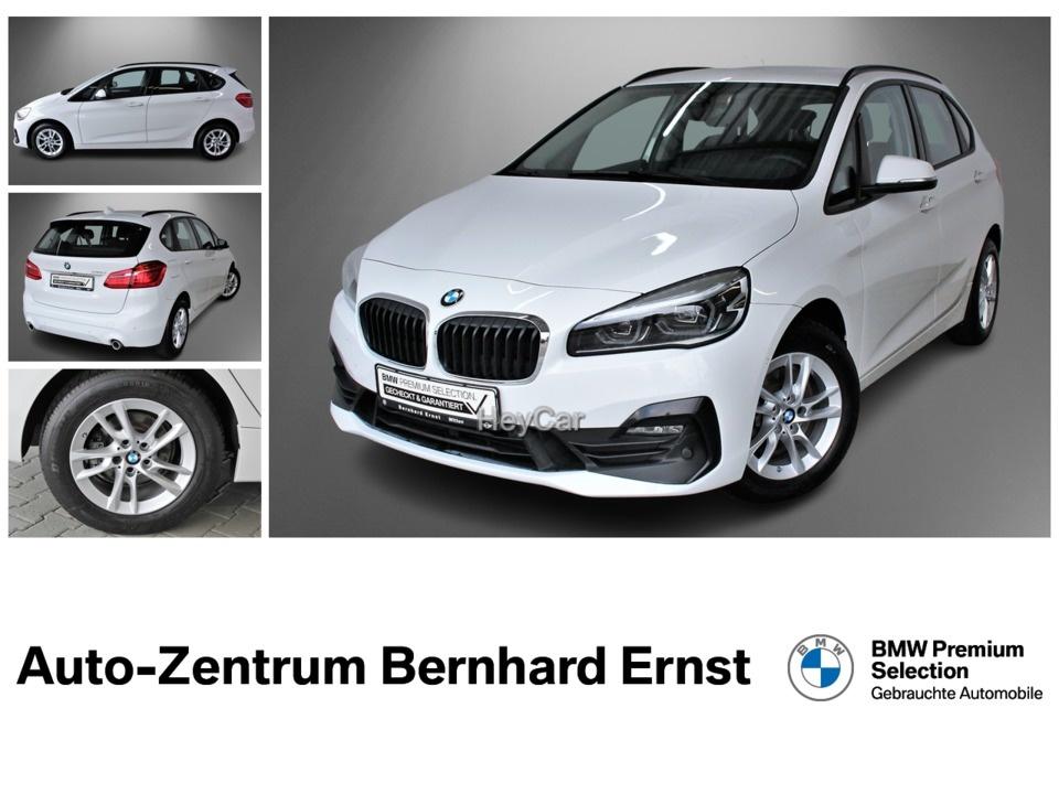 BMW 218 Active Tourer Advantage Aut. Klimaaut. PDC, Jahr 2020, Diesel