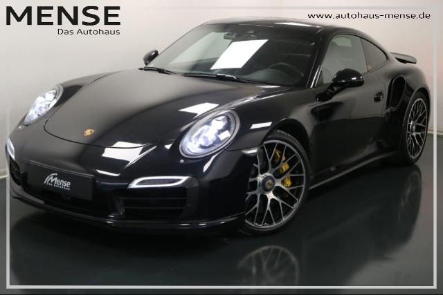 Porsche 911 3.8 Turbo S Pano BOSE HomeLink Sitzhzg, Jahr 2015, Benzin