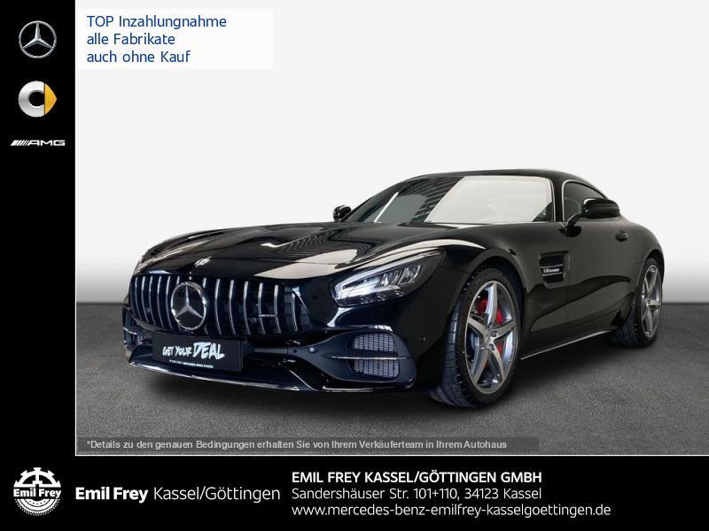 Mercedes-Benz AMG GT Coupe DCT+COMAND+Park+Kam+Spur, Jahr 2021, Benzin