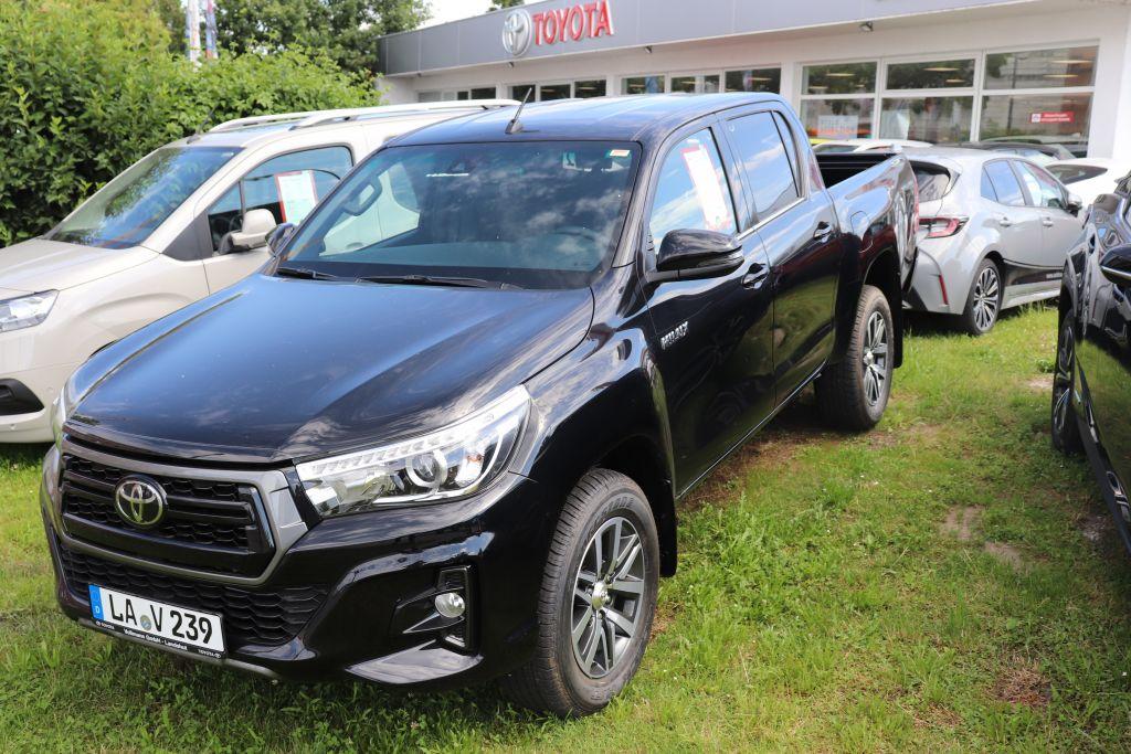 Toyota HiLux 4x4 Double Cab Autm. S&S Executive, Jahr 2020, Diesel