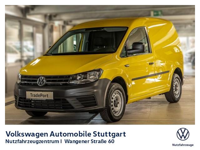 Volkswagen Caddy Kasten 1.2 TSI Euro 6b, Jahr 2016, Benzin