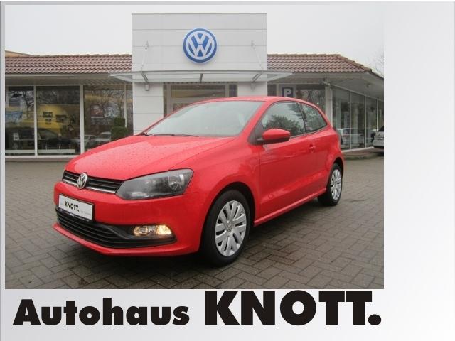 Volkswagen Polo 1.0 44 kW KLIMA, Jahr 2016, Benzin