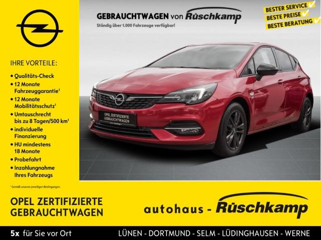 Opel Astra K 2020 Start Stop 1.2 Turbo EU6d Navigation DAB, Jahr 2020, Benzin