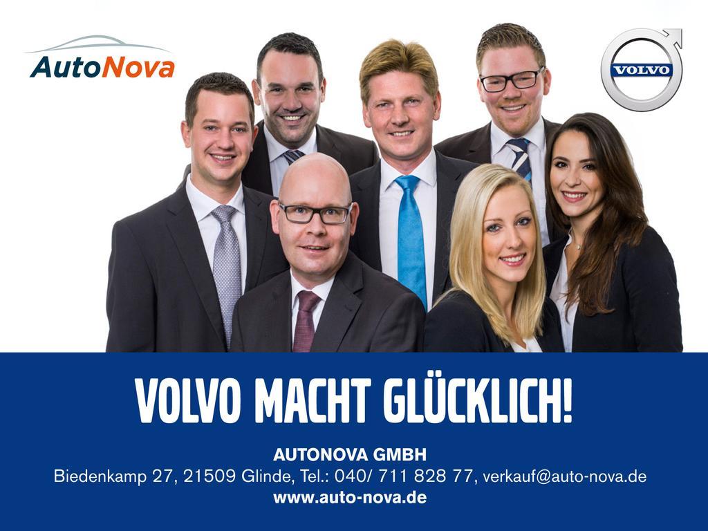 Volvo V70 D2 Linje Svart, Jahr 2016, Diesel