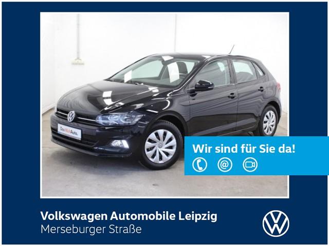 Volkswagen Polo 1.0 TSI Comfortline *ACC*Navi*PDC*Telefonvorbereitung**Regensensor*, Jahr 2020, Benzin